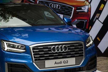 Audi Q2 - crossover nho hang sang chinh thuc ra mat tai Viet Nam - Anh 10
