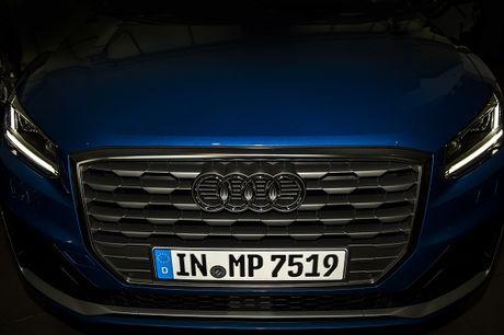 Audi Q2 - crossover nho hang sang chinh thuc ra mat tai Viet Nam - Anh 11