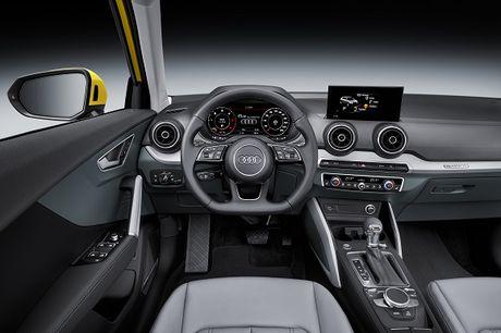 Audi Q2 - crossover nho hang sang chinh thuc ra mat tai Viet Nam - Anh 12