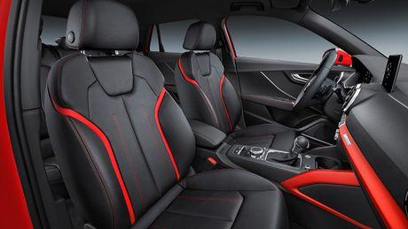 Audi Q2 - crossover nho hang sang chinh thuc ra mat tai Viet Nam - Anh 13