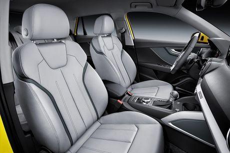 Audi Q2 - crossover nho hang sang chinh thuc ra mat tai Viet Nam - Anh 14