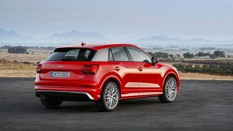 Audi Q2 - crossover nho hang sang chinh thuc ra mat tai Viet Nam - Anh 5