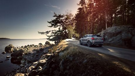 Audi Q2 - crossover nho hang sang chinh thuc ra mat tai Viet Nam - Anh 6