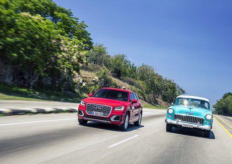 Audi Q2 - crossover nho hang sang chinh thuc ra mat tai Viet Nam - Anh 7