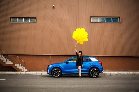 Audi Q2 - crossover nho hang sang chinh thuc ra mat tai Viet Nam - Anh 8