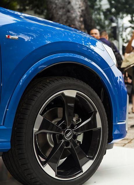 Audi Q2 - crossover nho hang sang chinh thuc ra mat tai Viet Nam - Anh 9