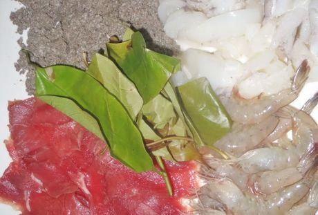 La bep - dac san rau rung Tay nguyen - Anh 2