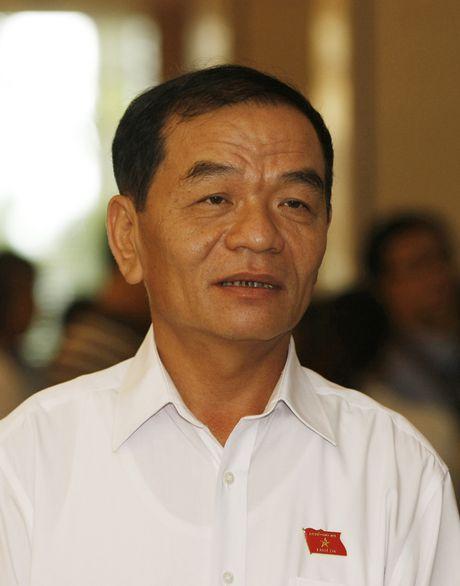 Nguyen Bo truong Vu Huy Hoang: Khong the 'ha canh an toan'! - Anh 2