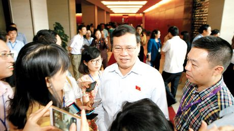 Nguyen Bo truong Vu Huy Hoang: Khong the 'ha canh an toan'! - Anh 4