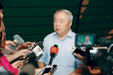 Nguyen Bo truong Vu Huy Hoang: Khong the 'ha canh an toan'! - Anh 5