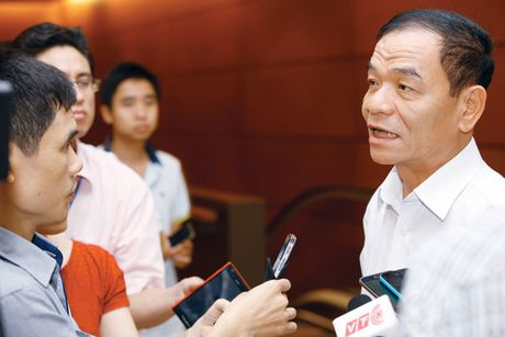 Nguyen Bo truong Vu Huy Hoang: Khong the 'ha canh an toan'! - Anh 6