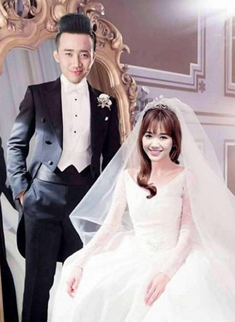 Hari Won noi khong song thu voi Tran Thanh - Anh 1
