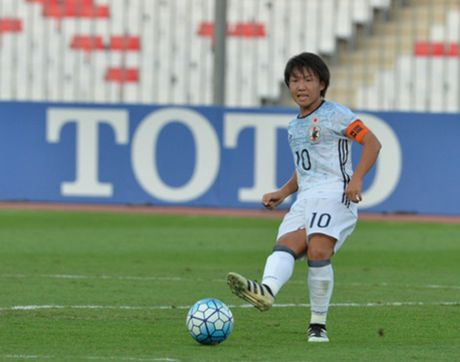 Doi thu cua U19 Viet Nam o ban ket: Dang so boi tan cong can chien - Anh 2