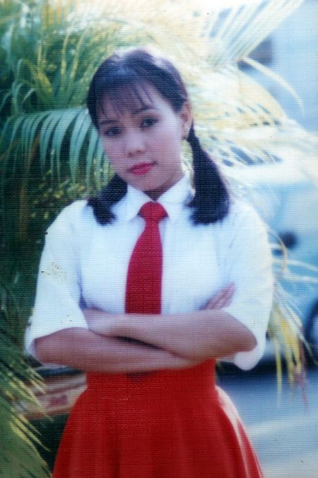 Ngam loat anh thuo nho cua nghe si Viet Huong - Anh 5