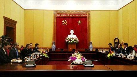 Tang cuong hop tac giua Bo Cong an Viet Nam va Co quan an ninh Cong hoa Bun-ga-ri - Anh 2