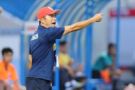 U.21 Ha Noi T&T 1-0 U.21 Sanna Khanh Hoa: Dat mot chan vao ban ket - Anh 2