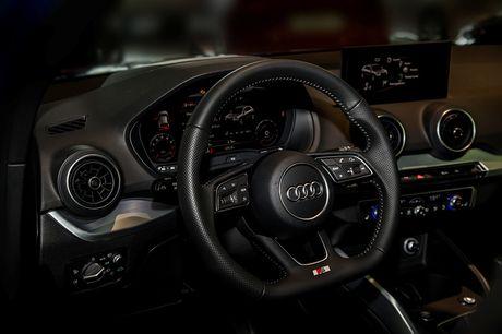 Can canh Audi Q2 moi ra mat tai Viet Nam - Anh 5