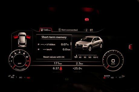 Can canh Audi Q2 moi ra mat tai Viet Nam - Anh 7