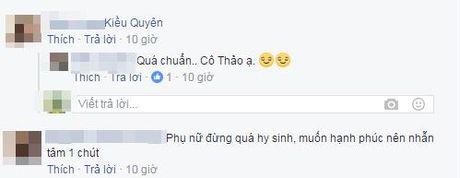 """Tuyen ngon 'Phu nu khong nen troi buoc dan ong"""" gay sot mang - Anh 4"""