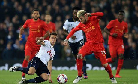 Sturridge ruc sang giup Liverpool khuat phuc Tottenham - Anh 1