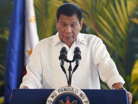 Duterte: Toi khong muon ten lua duoc dat tren dat Philippines - Anh 1
