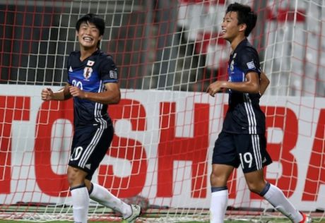 Soi suc manh cua U19 Nhat Ban - Anh 1