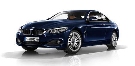 Bang gia xe BMW tai Viet Nam thang 10/2016 - Anh 1