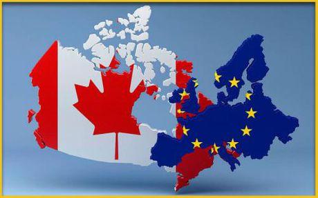 Canada gap kho neu khong ky duoc CETA - Anh 1