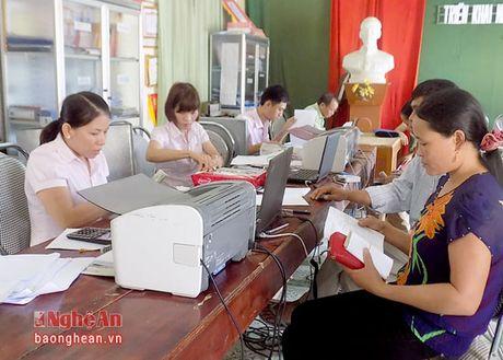 Nghe An: Tren 1.700 ty dong cho vay theo cac chuong trinh chinh sach xa hoi - Anh 2