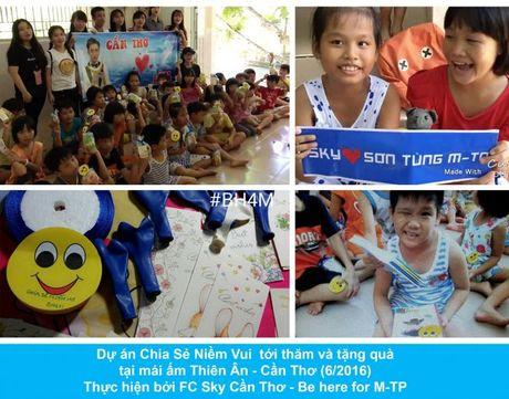 Son Tung: 'Bo ngoai tai du luan, Sky hay tiep tuc dem den cho doi that nhieu niem vui nhe' - Anh 5