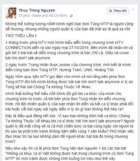 Lieu Trang Phap co tiep tuc noi dai 'moi duyen no' giua Son Tung - Duong Khac Linh? - Anh 6