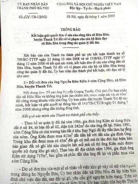Ha Noi: Dat chon mo to bi san phang, hon 20 nam van chua giai quyet - Anh 1