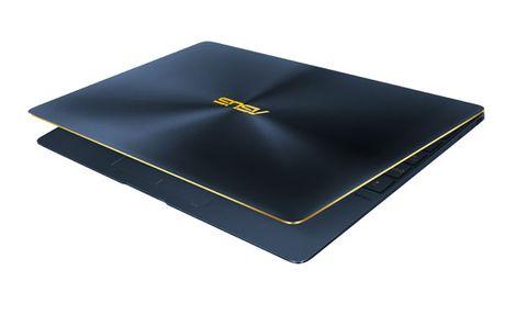Sieu pham ZenBook 3 long lanh len ke tai Viet Nam - Anh 2