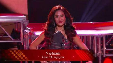 Nguyen Thi Loan dung chan o top 20 Hoa hau Hoa binh Quoc te 2016 - Anh 2