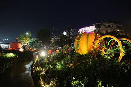 Dac sac khu vuon bi ngo Halloween than tien - Anh 4