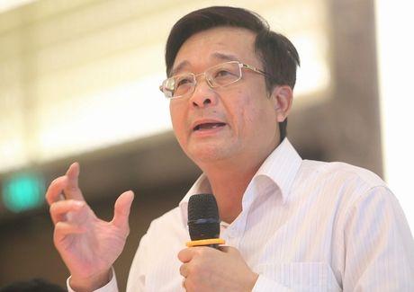 Chu tich VAMC Nguyen Quoc Hung: Chi co khoan no tiem nang moi co the chuyen thanh von gop! - Anh 1