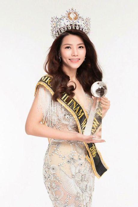 Xuan Thuy san sang du thi Hoa hau Quy ba The gioi 2016 - Anh 10