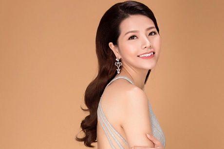 Xuan Thuy san sang du thi Hoa hau Quy ba The gioi 2016 - Anh 1
