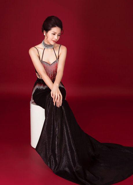 Xuan Thuy san sang du thi Hoa hau Quy ba The gioi 2016 - Anh 6