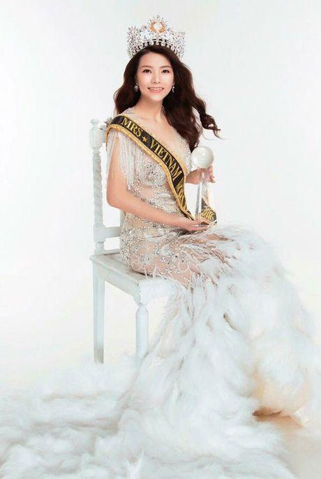 Xuan Thuy san sang du thi Hoa hau Quy ba The gioi 2016 - Anh 8