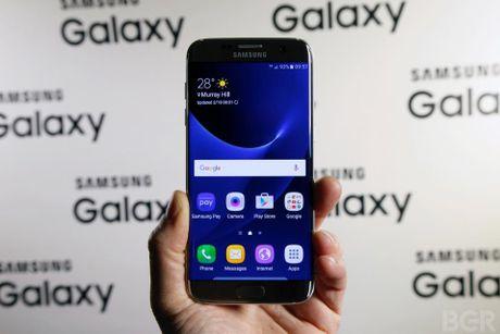 Samsung phu nhan tin don ra mat som Galaxy S8 - Anh 1