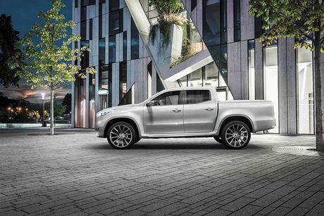Mercedes-Benz lan dau tien gioi thieu xe ban tai - Anh 5