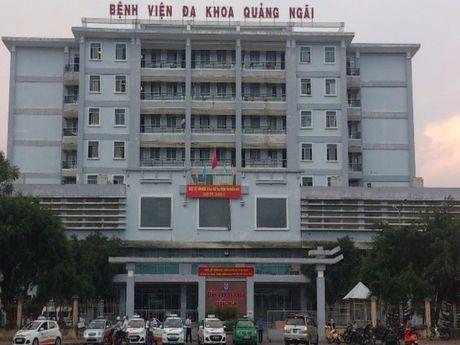 Quang Ngai: Cuu song benh nhan vo gan nguy kich - Anh 1