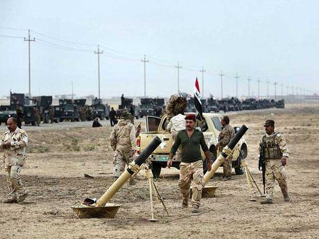 13 nuoc chong IS hop trong khi IS tang vien o Mosul - Anh 2