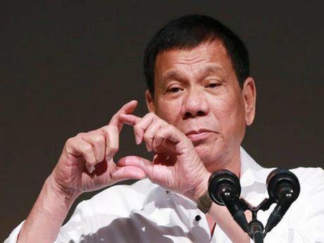 Ong Duterte muon binh si My rut quan trong 2 nam toi? - Anh 1