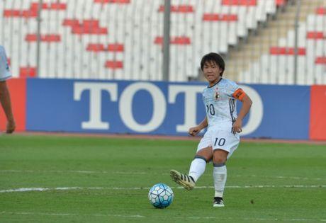 Doi truong U19 Nhat Ban ghen ty voi U19 Viet Nam - Anh 1