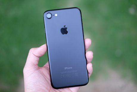 Khong nen mua iPhone 7 dung chip mang Intel - Anh 1