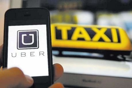 Lai nong chuyen thu thue Uber, Facebook o Viet Nam - Anh 1