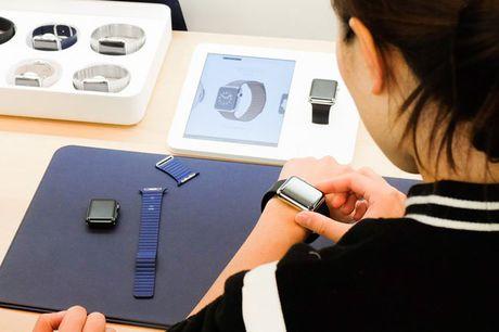 Smartwatch e the tham, nha san xuat khoc rong - Anh 1