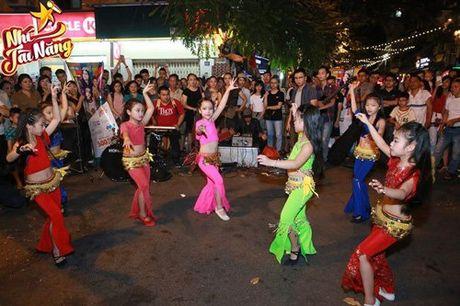 Nhi tai nang 2016: 'Hoa cua Me' lay nuoc mat khan gia - Anh 5